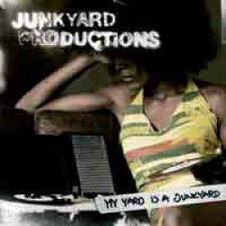 "Junkyard Productions - My Yard Is A Junkyard EP, 12"""