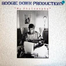 Boogie Down Productions - My Philosophy, 12""