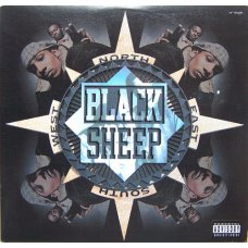 Black Sheep - North South East West, 12""