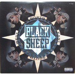 """Black Sheep - North South East West, 12"""""""