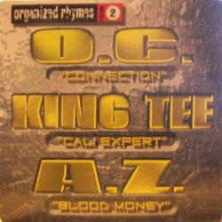 "O.C. / King Tee / AZ - Organized Rhymes Volume 2, 12"""