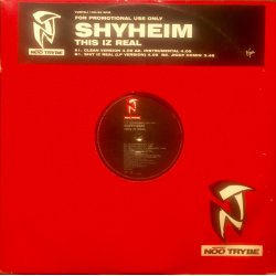 "Shyheim - This Iz Real, 12"", Promo"