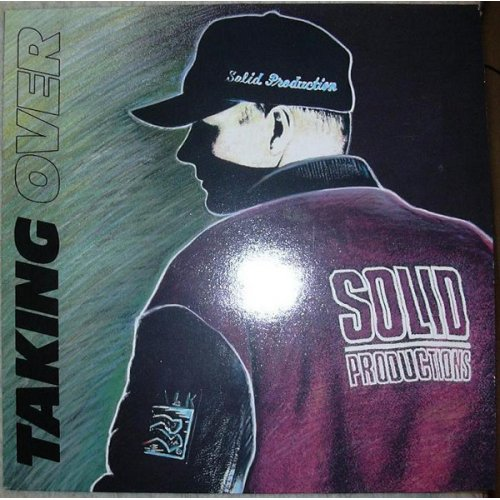 Various - Solid Productions Taking Over, LP