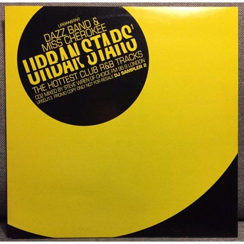 """Various - Urbanstars² - Dj Sampler 2, 12"""", Promo"""