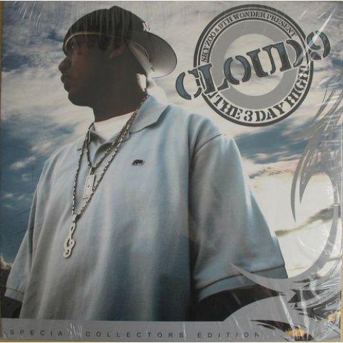 Skyzoo & 9th Wonder - Cloud 9: The Three Day High, 2xLP, Special Edition