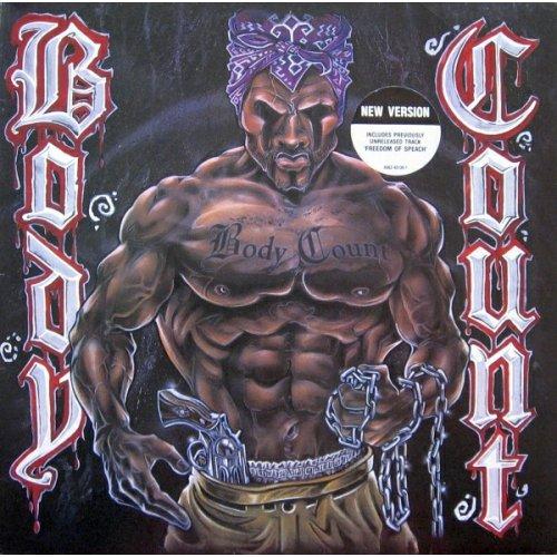 Body Count - Body Count, LP, Reissue