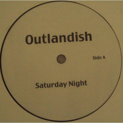 "Outlandish - Saturday Night / Pacific To Pacific, 12"""