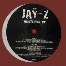 "Jaÿ-Z - Hustlers EP, 12"", EP, Promo"