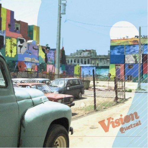 Quetzal - Vision, 2xLP