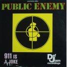 """Public Enemy - 911 Is A Joke, 12"""""""