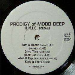 Prodigy - H.N.I.C. (Clean), 2xLP, Promo