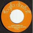 "Randy Barracuda - This Is The Barracuda Speaking, 7"""