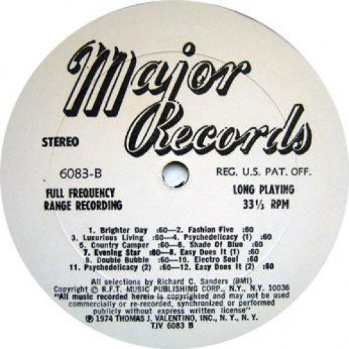 Various - Production Music, LP
