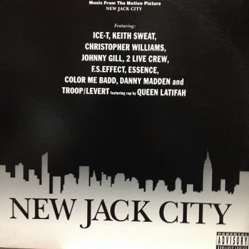 Various - Music From The Motion Picture New Jack City, LP