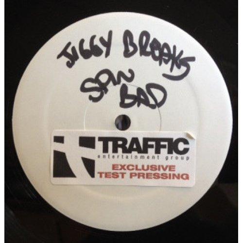 """DJ Spinbad - Jiggy Breaks, 12"""", Test Pressing"""
