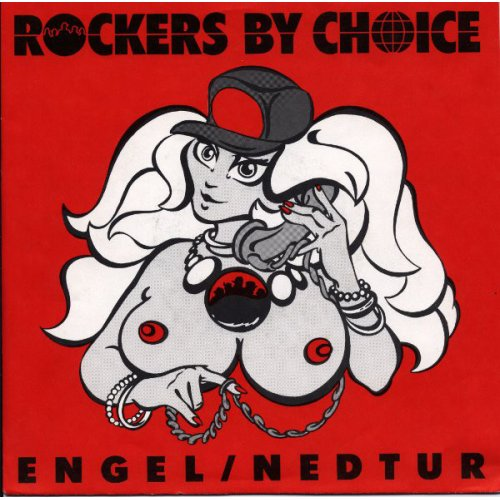 """Rockers By Choice - Engel / Nedtur, 7"""""""
