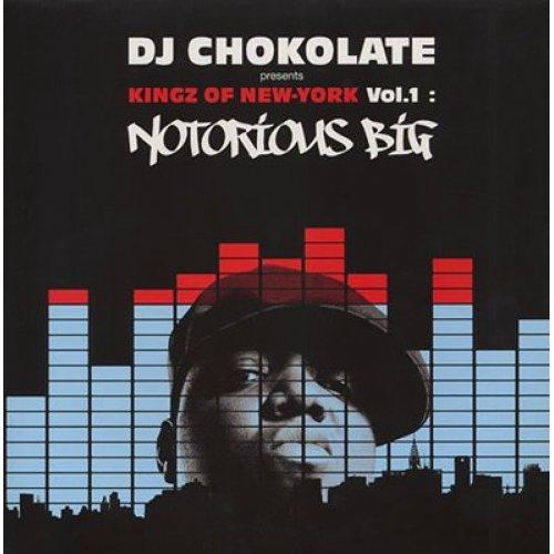 "Notorious B.I.G. - DJ Chokolate Presents Kingz Of New York Vol. 1: Notorious B.I.G., 12"", EP"