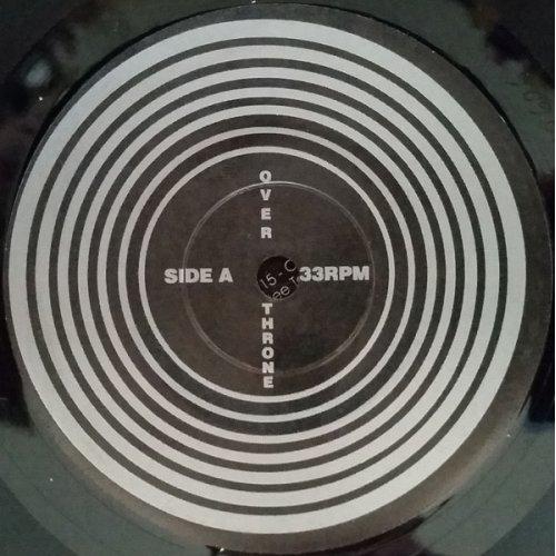 "Damu The Fudgemunk - Overthrone (Try A Little Skillfulness) / All Green, 7"""