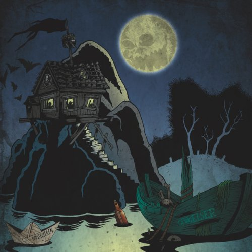 Dødssejleren - Spøgelser, LP, EP
