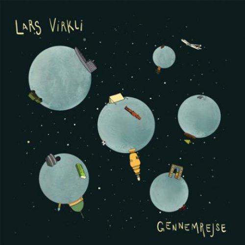 Lars Virkli - Gennemrejse, LP