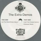 """Mister Voodoo - The Extra Demos, 7"""", EP"""