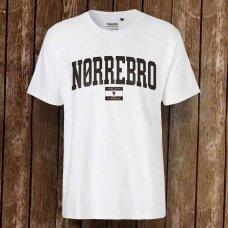 Kool Jack - Nørrebro - T Shirt - White
