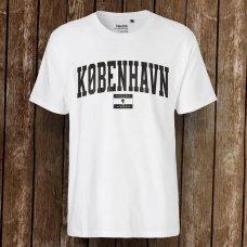 Kool Jack - København - T Shirt - White