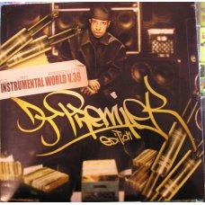 DJ Premier - Instrumental World V. 39, 3xLP