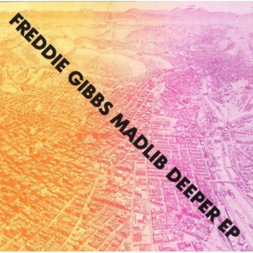 "Freddie Gibbs & Madlib - Deeper EP, 12"", EP"