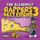 The Alchemist - Rapper's Best Friend 3 (An Instrumental Series), 2xLP