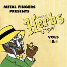 Metal Fingers - Special Herbs Vol. 3 & 4, 2xLP, Reissue