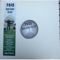 "7 9 13 - Bank Under Bordet, 12"", EP"