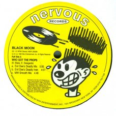 Black Moon - Who Got The Props, 12""