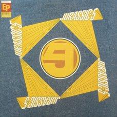 "Jurassic•5 - Jurassic 5 EP, 12"", EP"