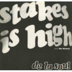 "De La Soul - Stakes Is High, 12"""