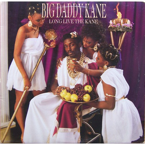 Big Daddy Kane - Long Live The Kane, LP