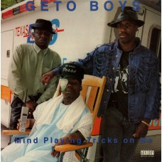 Geto Boys - Mind Playing Tricks On Me, 12""