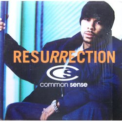 Common Sense - Resurrection, 12""