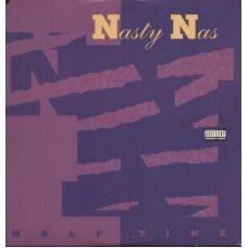 "Nasty Nas - Half Time, 12"""