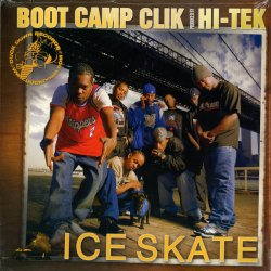 Boot Camp Clik - Ice Skate, 12""
