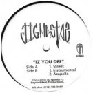 Jigmastas - Iz You Dee, 12""