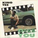 "King Tee - Diss You, 12"""