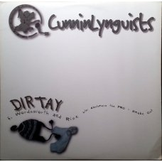 """CunninLynguists / Cashmere The Pro - Dirtay / Smoke Out, 12"""""""