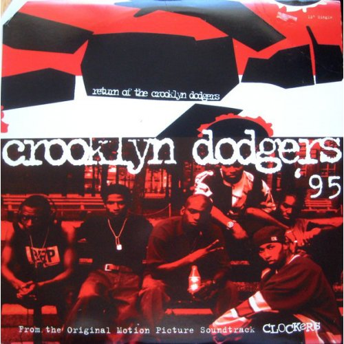 Crooklyn Dodgers '95 - Return Of The Crooklyn Dodgers, 12""