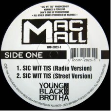 Mac Mall - Sic Wit Tis, 12""