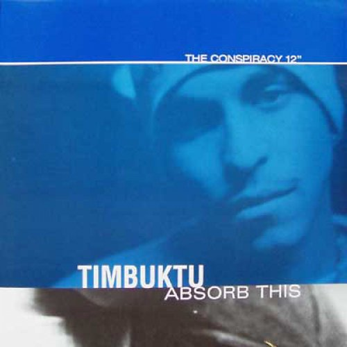 "Timbuktu - The Conspiracy 12"", 12"""
