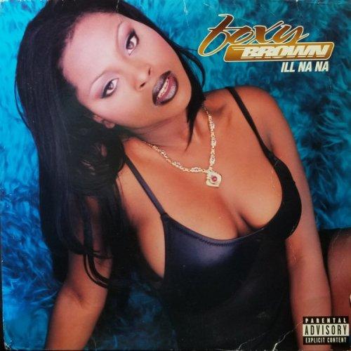 Foxy Brown - Ill Na Na, 2xLP