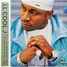 LL Cool J - G.O.A.T Featuring James T. Smith The Greatest Of All Time, 2xLP