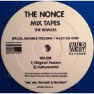 "The Nonce - Mix Tapes (The Remixes), 12"", Promo"