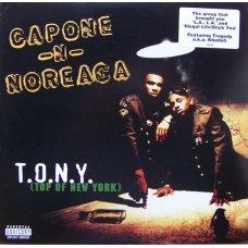 "Capone -N- Noreaga - T.O.N.Y. (Top Of New York), 12"""